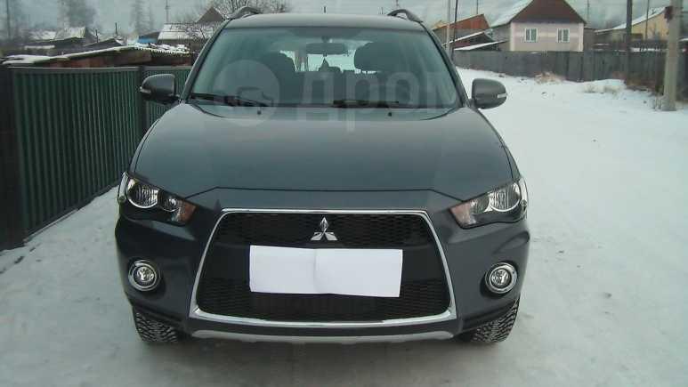 Mitsubishi Outlander, 2011 год, 1 000 000 руб.