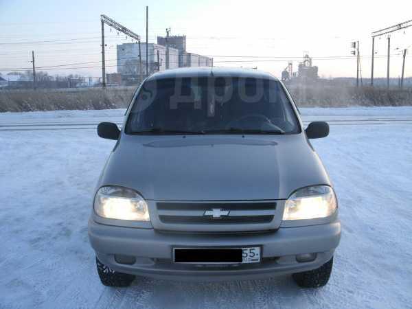 Chevrolet Niva, 2008 год, 287 000 руб.