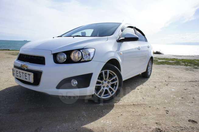 Chevrolet Aveo, 2012 год, 490 000 руб.