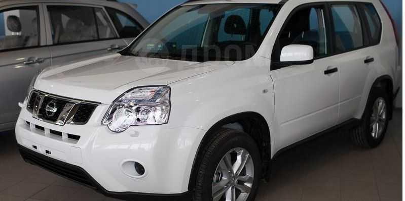 Nissan X-Trail, 2014 год, 1 399 000 руб.