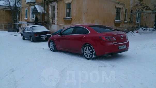 Mazda Mazda6, 2008 год, 455 000 руб.