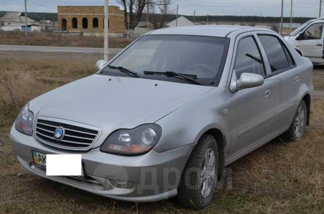 Geely CK, 2007 год, 270 000 руб.