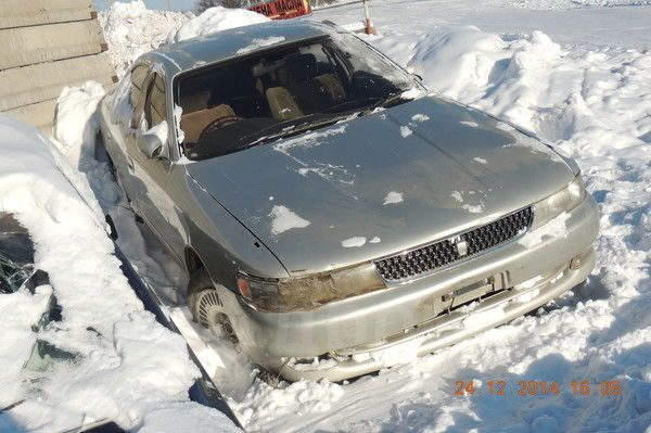 Toyota Chaser, 1993 год, 65 000 руб.