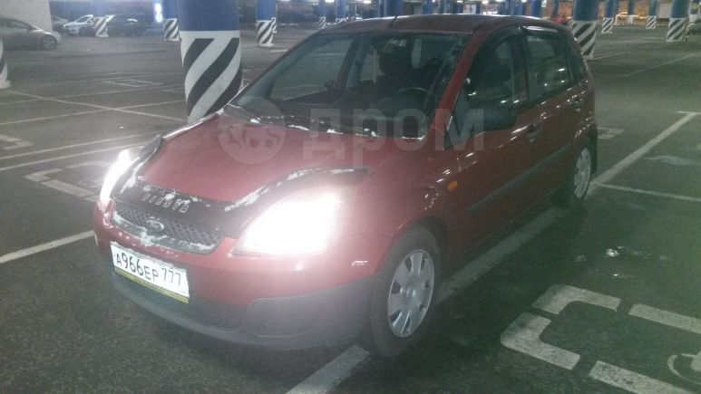 Ford Fiesta, 2006 год, 280 000 руб.