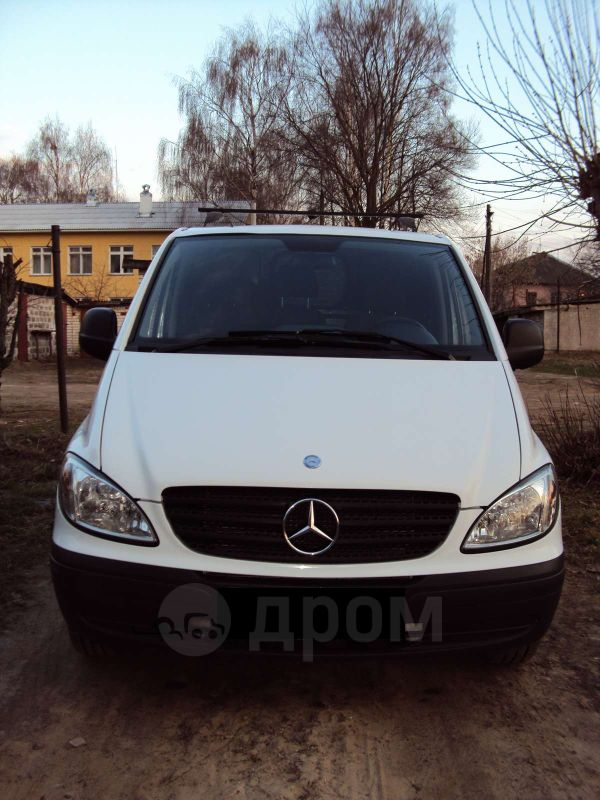 Mercedes-Benz Vito, 2006 год, 580 000 руб.