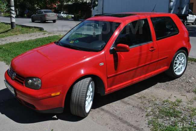 Volkswagen Golf, 2002 год, 430 000 руб.