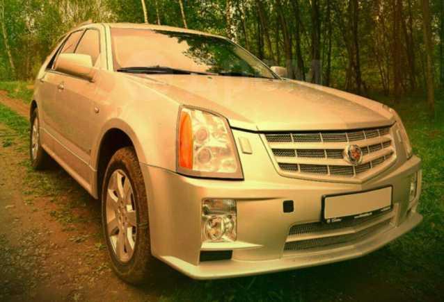 Cadillac SRX, 2008 год, 695 000 руб.