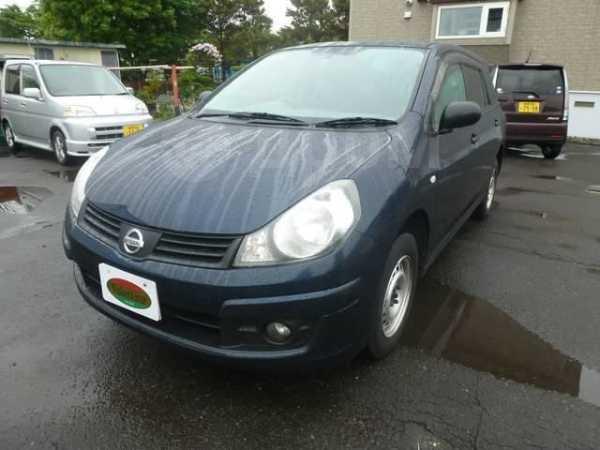 Nissan AD, 2009 год, 650 000 руб.