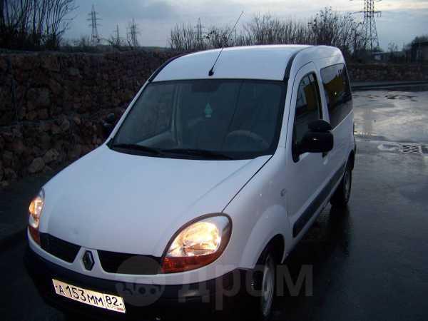Renault Kangoo, 2006 год, 320 000 руб.
