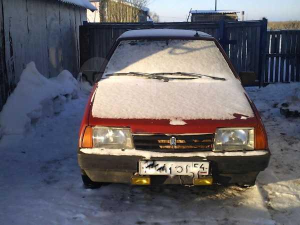 Лада 2109, 1996 год, 45 000 руб.