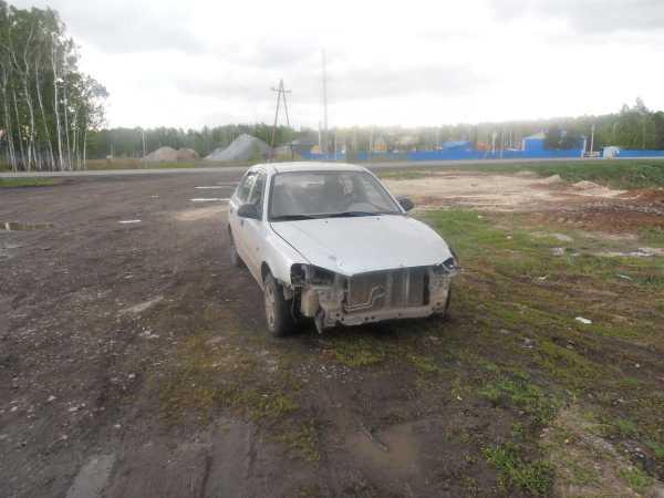 Hyundai Accent, 2005 год, 110 000 руб.