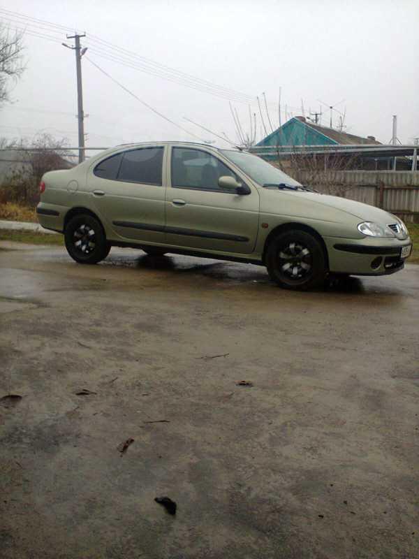 Renault Megane, 2002 год, 205 000 руб.