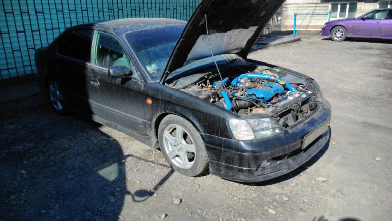 Subaru Legacy B4, 2001 год, 200 000 руб.