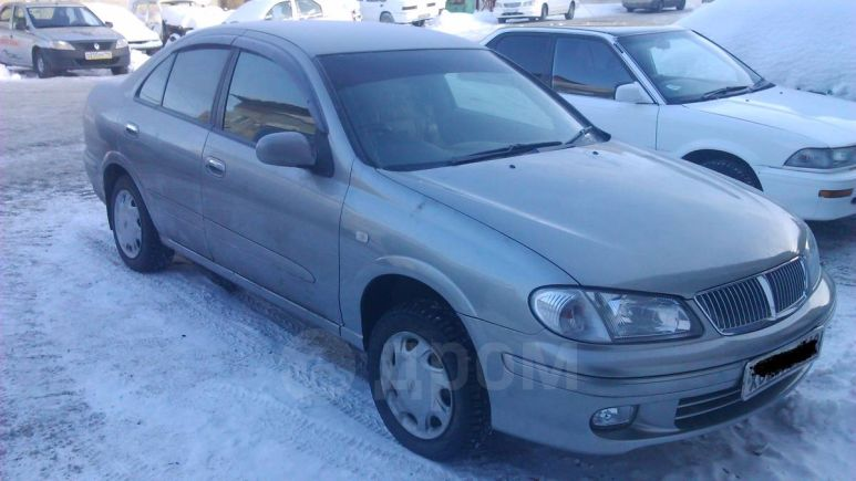Nissan Bluebird Sylphy, 2001 год, 195 000 руб.