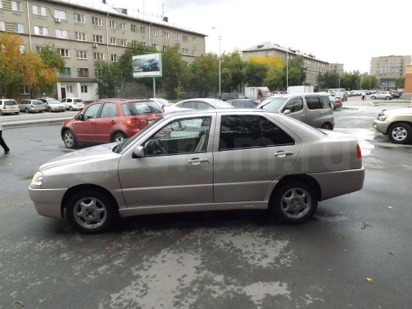 Chery Amulet A15, 2006 год, 130 000 руб.