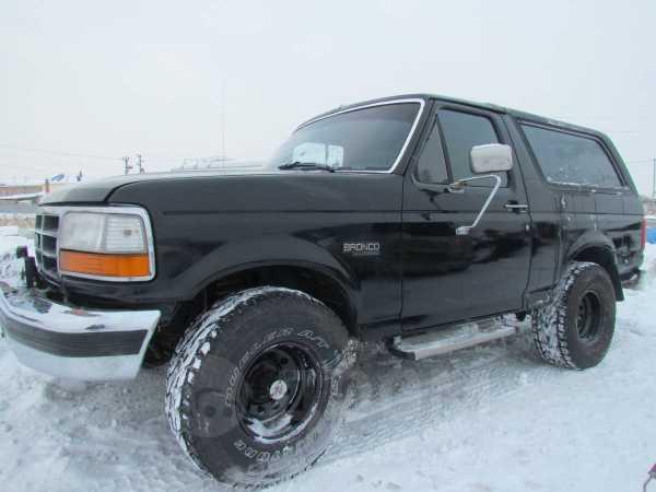 Ford Bronco, 1995 год, 595 000 руб.