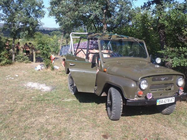 УАЗ 3151, 1991 год, 80 000 руб.