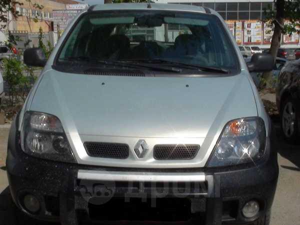 Renault Scenic, 2002 год, 305 000 руб.