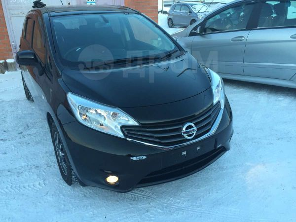 Nissan Note, 2014 год, 555 000 руб.