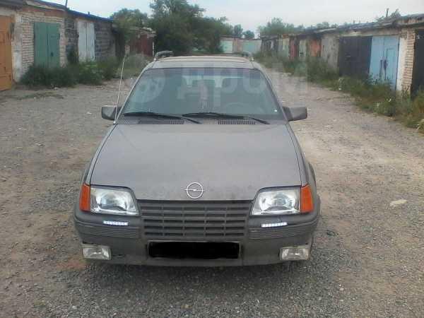 Opel Kadett, 1987 год, 50 000 руб.