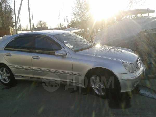 Mercedes-Benz C-Class, 2001 год, 430 000 руб.