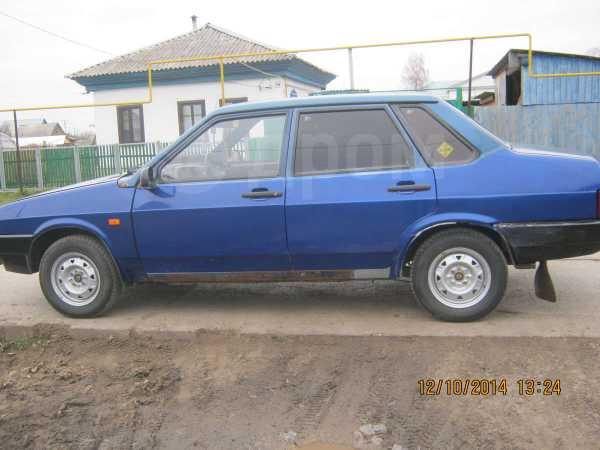 Лада 21099, 1997 год, 70 000 руб.