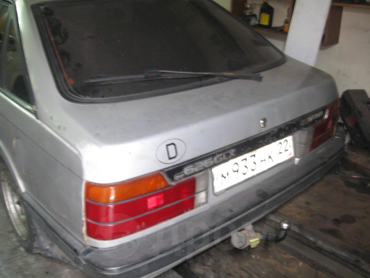 mazda 626 gt 1985 г.в. не заводится