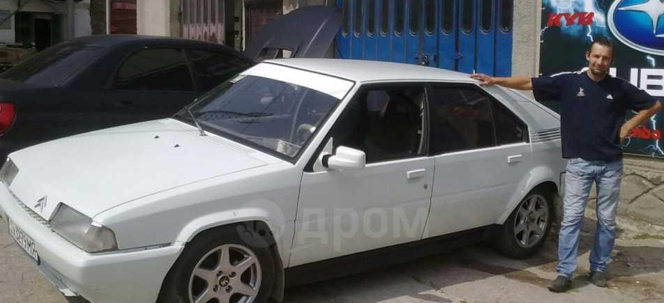 Citroen BX, 1985 год, 70 000 руб.