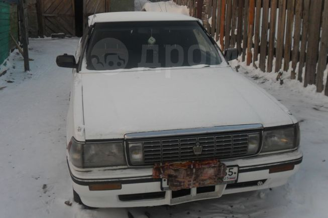 Toyota Crown, 1991 год, 55 000 руб.