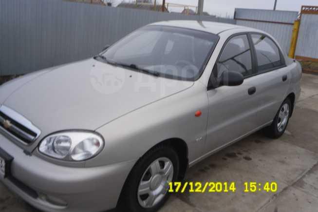 Chevrolet Lanos, 2008 год, 210 000 руб.