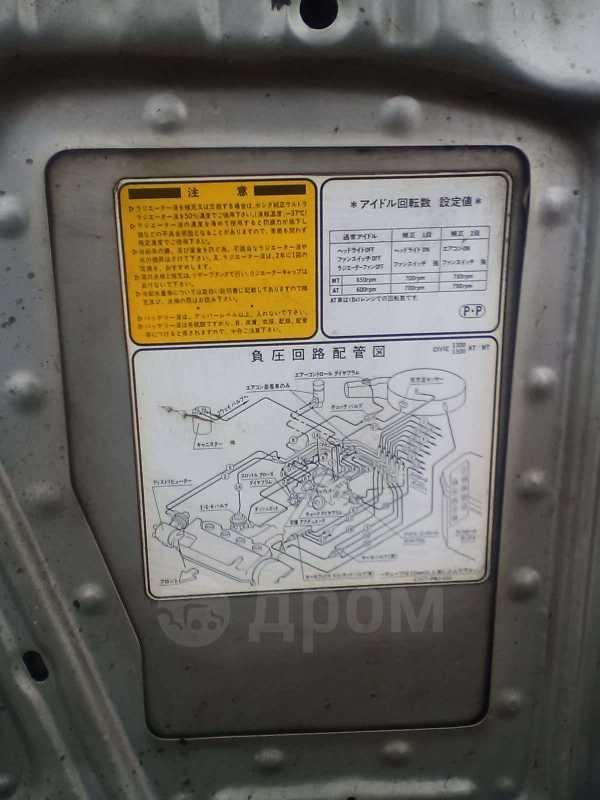 Honda Civic Shuttle, 1991 год, 70 000 руб.