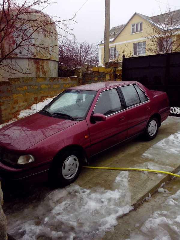 Hyundai Pony, 1994 год, 99 000 руб.