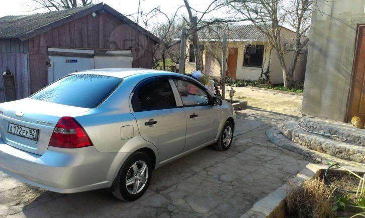 Chevrolet Aveo, 2008 год, $6000