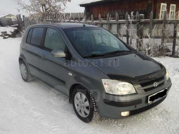 Hyundai Getz, 2002 год, 230 000 руб.