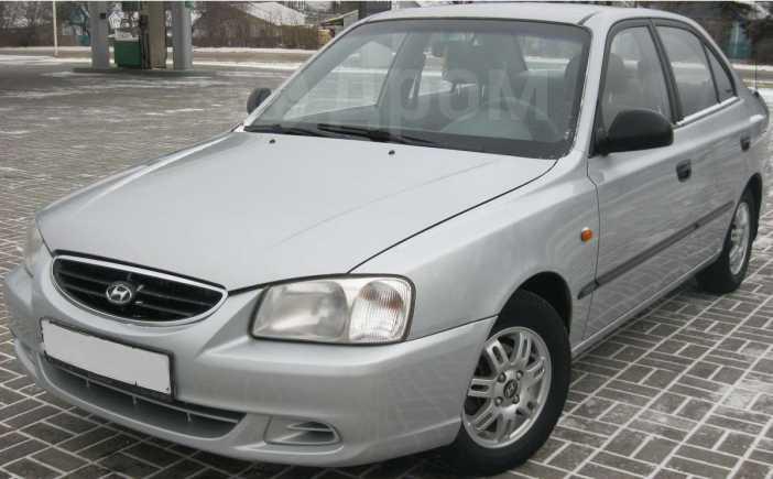 Hyundai Accent, 2007 год, 305 209 руб.