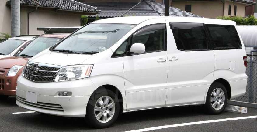 Toyota Alphard, 2005 год, 600 000 руб.