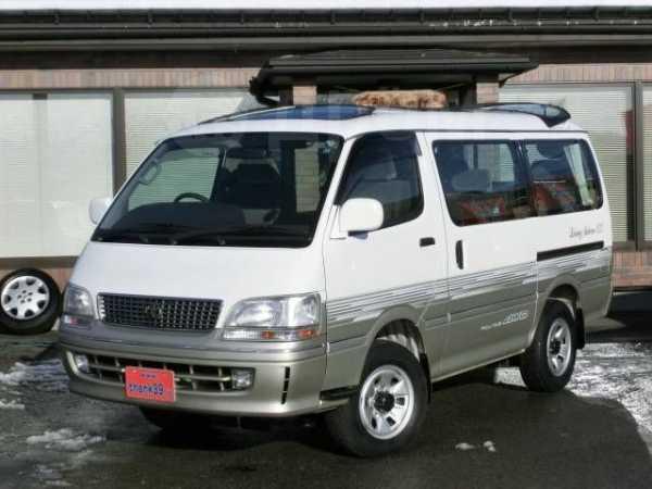 Toyota Hiace, 1997 год, 270 000 руб.