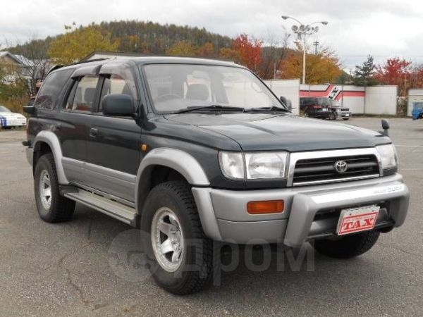 Toyota Hilux Surf, 1996 год, 385 000 руб.