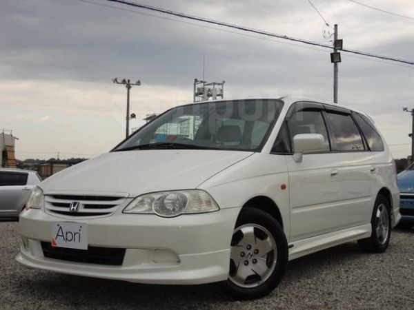 Honda Odyssey, 2001 год, 170 000 руб.