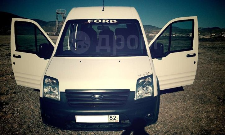 Ford Tourneo Connect, 2010 год, 650 000 руб.