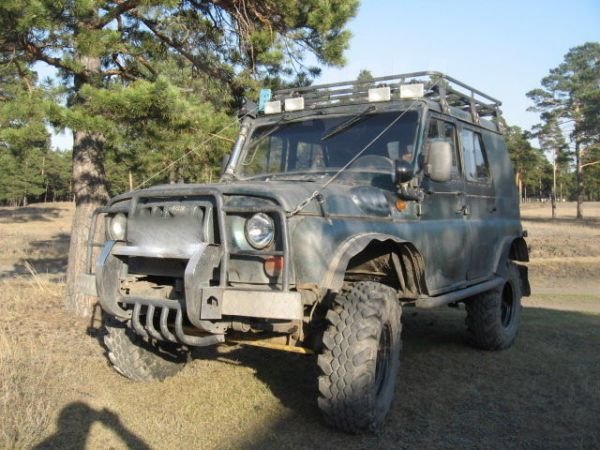 УАЗ 469, 1977 год, 210 000 руб.