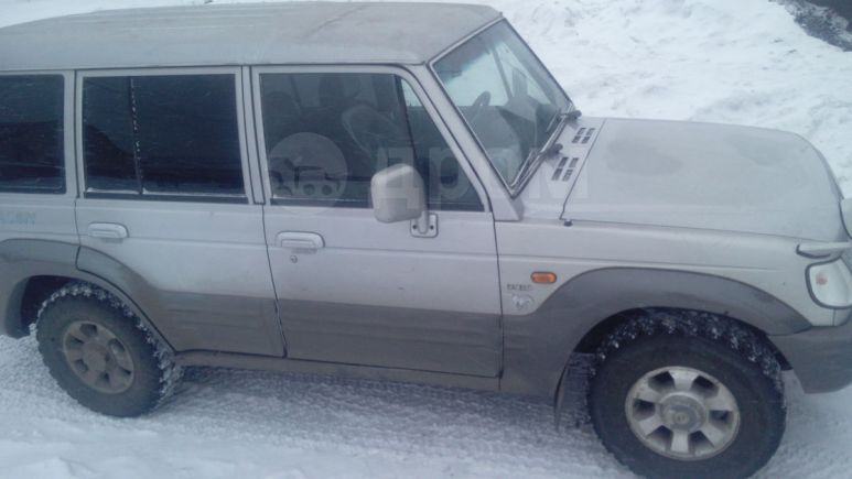 Hyundai Galloper, 2002 год, 380 000 руб.