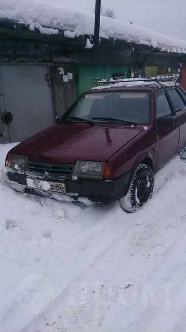 Лада 21099, 2001 год, 45 000 руб.