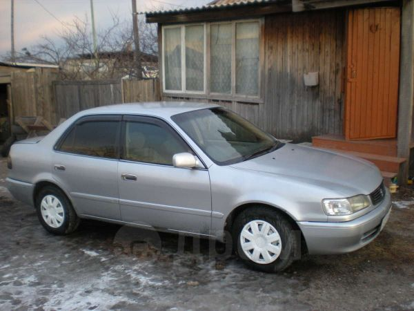 Toyota Corolla, 2000 год, 150 000 руб.