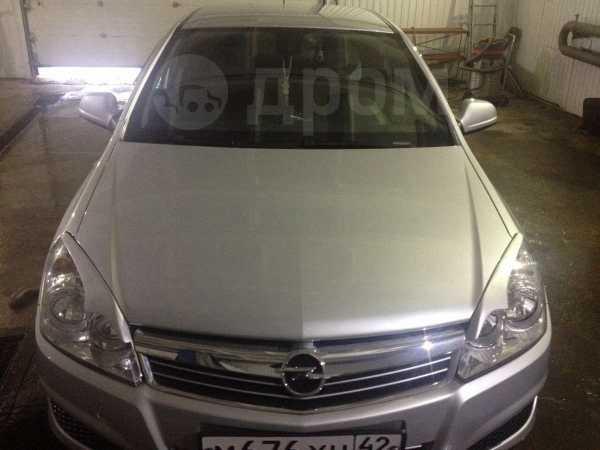 Opel Astra, 2012 год, 523 000 руб.