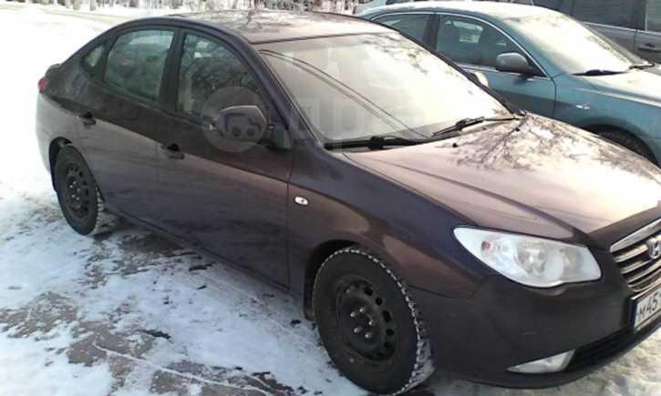 Hyundai Elantra, 2007 год, 395 000 руб.