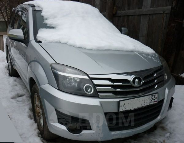 Great Wall Hover H3, 2010 год, 460 000 руб.