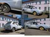 Хабаровск Тойота Корса 1986