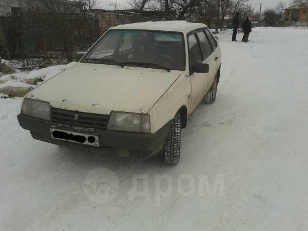 Лада 2109, 1990 год, 50 000 руб.