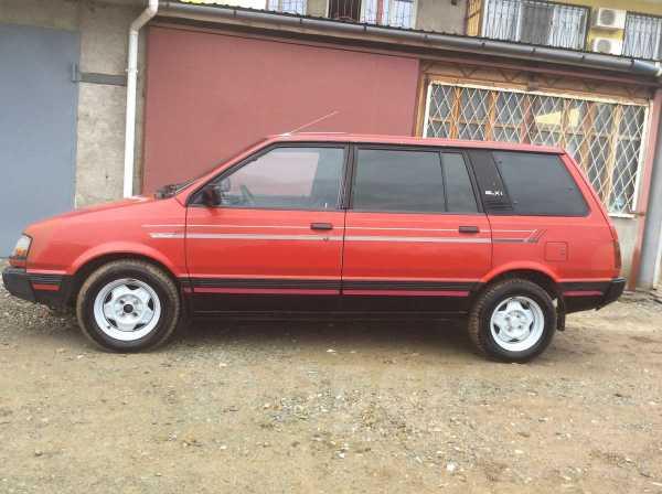 Mitsubishi Space Wagon, 1989 год, 100 000 руб.